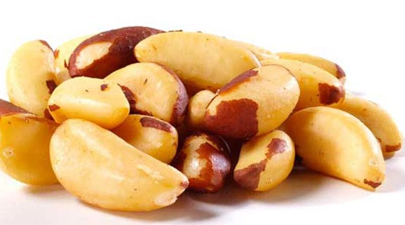 Бразилският орех е богат на селен