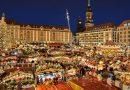 Европейски столици се потапят във вълшебния духна Рождество