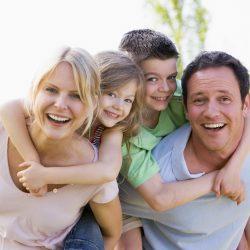 Какви гени се предават на децата от родителите
