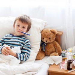 Предпазване на детето от грип