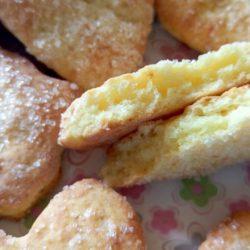 Бисквити от извара