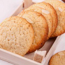Бадемови бисквити