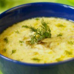 Супа тиквички